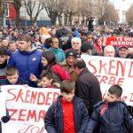 """Çështja """"Skënderbeu"""" bëhet temë edhe në The Guardian"""