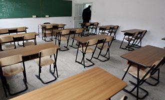 Alarme për bomba në shkolla