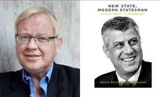 Arsyet që e shtyn shkrimtarin britanik të shkruajë librin për Thaçin