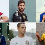 Messi, Ronaldo, Kroos dhe të tjerët – uniformat e botërorit në foto galeri
