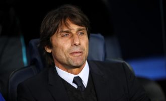 Paris Saint-Germain gjen trajner në Londër