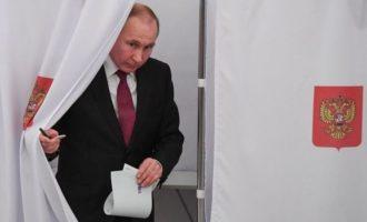 Deputetët shqiptarë që po vëzhgojnë zgjedhjet presidenciale në Rusi