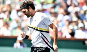 """""""Rasti kurioz i Roger Federer"""" – përsëri në finale (VIDEO)"""