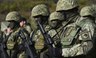 """""""Qeveria e Kosovës ka porositur pajisje milionëshe për Ushtri"""""""