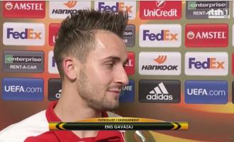 Gavazaj flet për kombëtaren dhe Skënderbeun