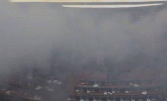 Një nxënës në Podujevë hedh gaz lotsjellës në shkollë