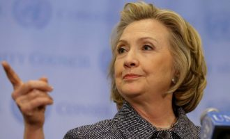 Sëmuret Hillary Clinton