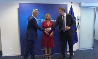 Mësohet se për çfarë temash do të diskutojnë Thaçi e Vuçiq