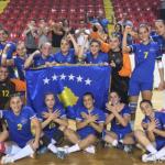 EHF e vë në siklet Kosovën për shkak të simboleve shtetërore