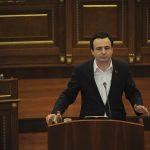 Kurti flet për votimin e ratifikimit të Demarkacionit