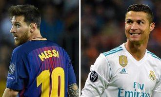 Pesë lojtarë që kanë luajtur me Messin e Ronaldon, vendosin kush është më i miri në botë