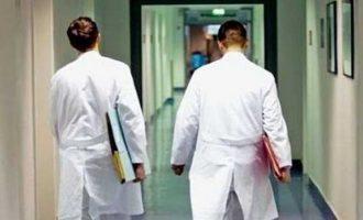 Largohen nga puna 60 punëtorë të spitalit në Gjilan