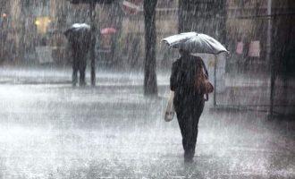 Rikthehet dimri me stuhi – Nga e marta, shi, dëborë e përmbytje