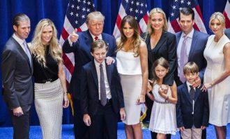 Divorc në familjen e Trump