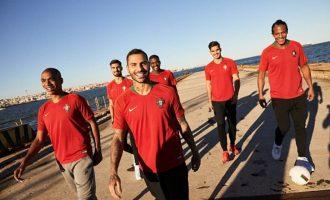 Portuglaia prezanton uniformat për botëror – shikoni si duket Ronaldo