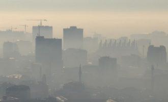 Rikthehet ndotja e ajrit në Prishtinë