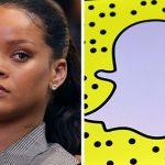 Snapchat humb 800 milionë dollarë pas kritikës nga Rihanna