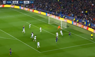 Messi magjik ndaj mbrojtjes së Chelseat – Dembele shënon (VIDEO)