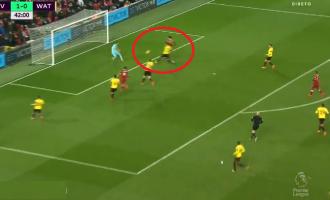 Mohamed Salah nuk ka të ndalur – gol i mençur i tij