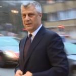 Thaçi arrin në Bruksel ku do të takohet me Vuçiqin