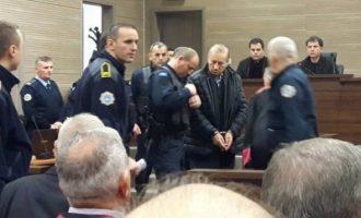 Azem Syla kthehet në arrest shtëpiak