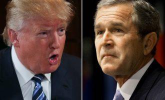 Donald Trump tregon se a do të marrë pjesë në varrimin e nënës së George Bush