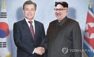 Kim Jong-un: Po ndihem sikur po e shkruaj historinë e re për dyja Koreja