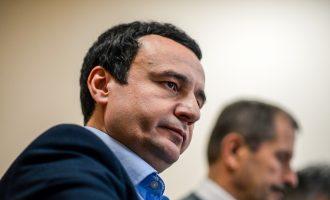Kurti: President Pinokio – zgjeron rrenën, jo territorin