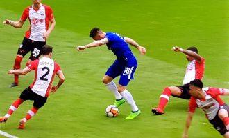 Duhet ta shikoni këtë gol të Olivier Giroud [Video]