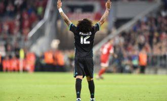 Bilanc i pabesueshëm i Real Madrid, kur ka shënuar Marcelo