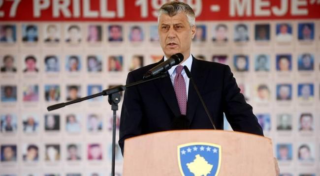 Thaçi kujton Marrëveshjen e Kumanovës, thotë se Kosova është faktor paqeje