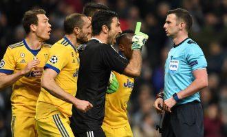 Deklarohet gjyqtari i ndeshjes Real Madrid – Juventus