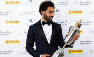 Mesazhi i Klopp për Salah pasi u shpall lojtari i vitit në Angli