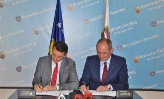 MKRS investon 500 mijë euro për sportin në Ferizaj