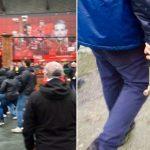 Përleshje mes tifozëve të Romës dhe Liverpoolit para ndeshjes – përdorën çekanë