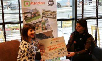 Meridian Express dhuron 1,506.26 euro për shëndetin e nënave dhe fëmijëve