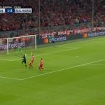 Momenti kur tifozëve të Real Madrid ju zgjati gëzimi 3 sekonda