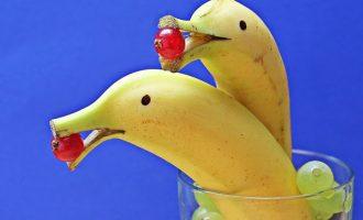 Gjithë çfarë mundet lëvorja e bananes