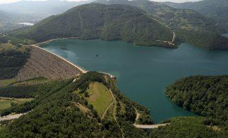 Çfarë po ndërton Serbia në liqenin e Gazivodës?