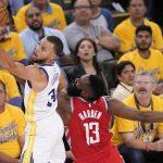 Houston barazon serinë e finaleve kundër Golden State [Video]