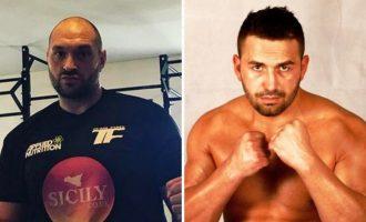 Sefer Seferi kërcënon Tyson Furyn para duelit