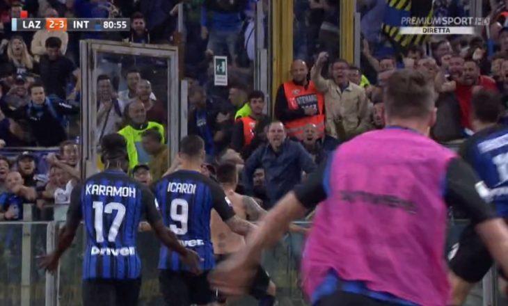 Fund dramatik në  Olimpico    Interi pas 7 vjetëve kthehet në Ligën e Kampionëve  Video