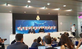Zidane i përgjigjet Firminos dhe flet për atmosferën në zhveshtore