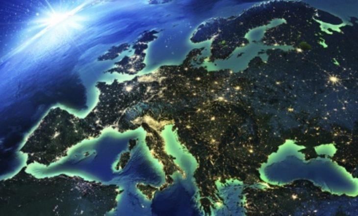 Origjina e Evropës