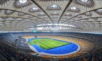 Vazhdojnë problemet për finalen e Champions. Stadiumi në Kiev me qindra vende të zbrazëta