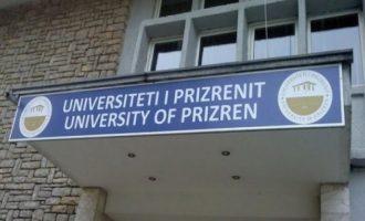 Zgjedhja e rektorit të Prizrenit po hetohet nga Policia e Krimeve të Rënda