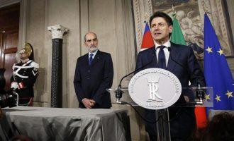 Giuseppe Conte heq dorë nga përpjekja për krijimin e qeverisë së re italiane