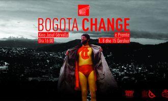'Bogota Change' të premten në kinemanë Jusuf Gërvalla në Pejë