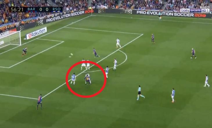 Coutinho shënon golin e sezonit në ndeshjen e fundit  Video
