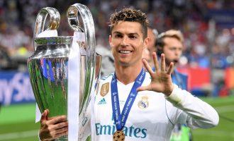 """Ronaldo: """"Liga e Kampionëve duhet të quhet CR7 Liga e Kampionëve"""""""
